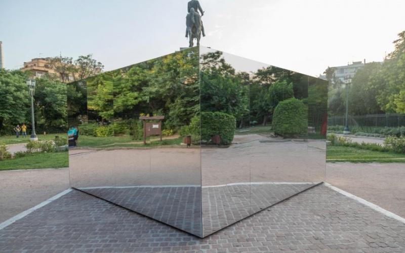 The Normalizing Machine, Mushon Zer-Aviv, Dan Stavy, Eran Weissenstern