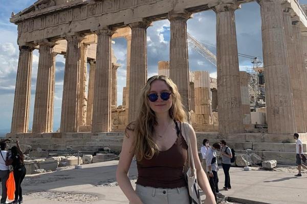 Katherine Brubaker in Acropolis