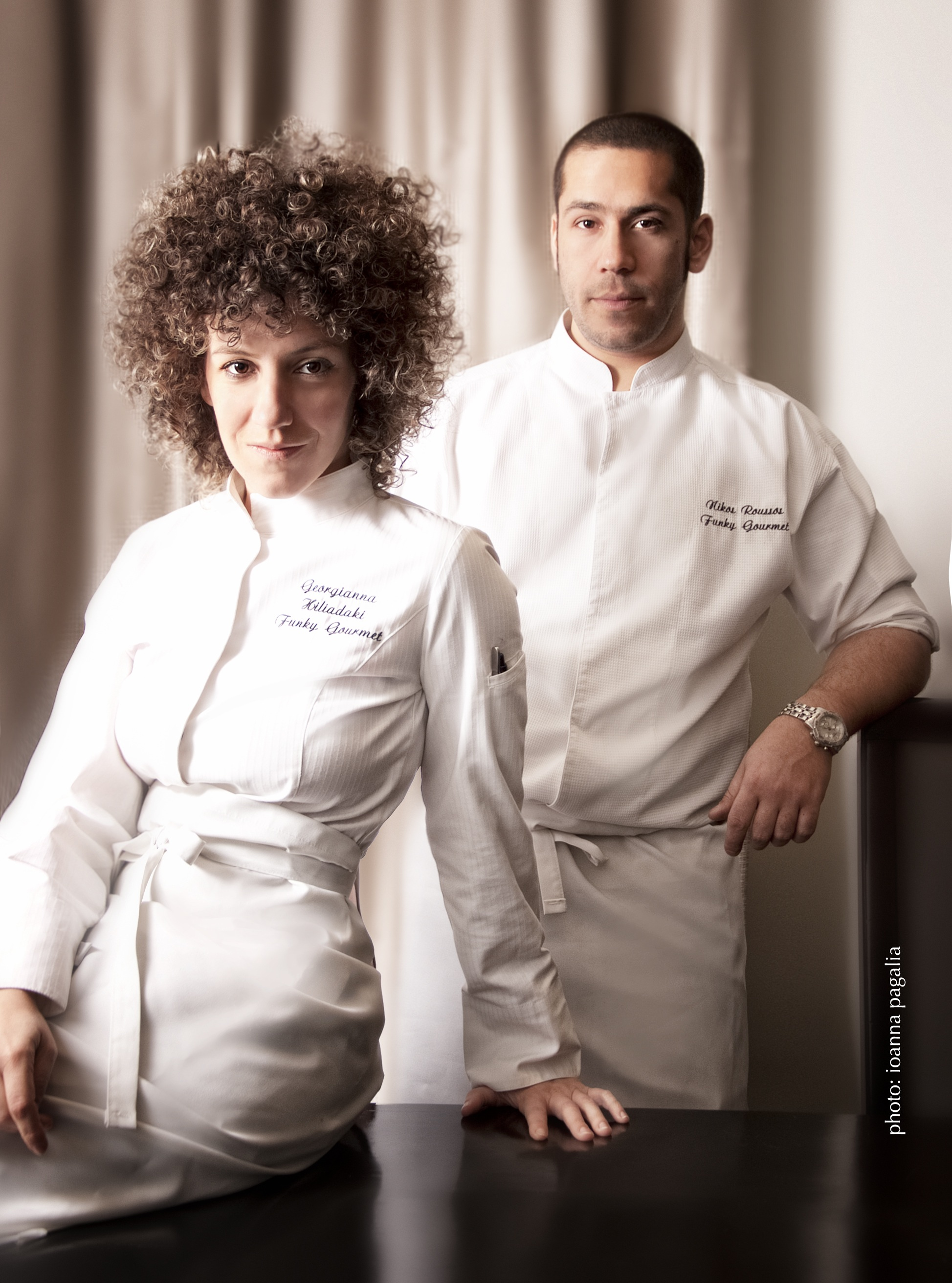Top 10 Chefs In Greece
